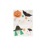 Set de 5 Planches de Stickers Halloween