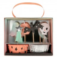 Kit Cupcakes - Halloween Pastel
