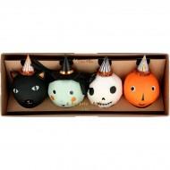 4 Boules à Surprises - Halloween Party