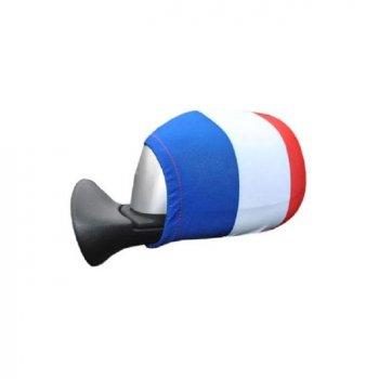 2 Housses de Rétroviseur Tricolore