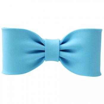 Grand Noeud en Sucre Bleu