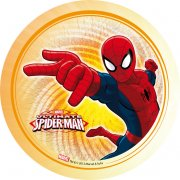 Disque azyme Ultimate Spiderman