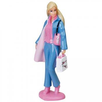 Grande figurine Barbie Fashion Shopping