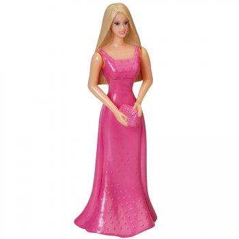 Grande figurine Barbie Soirée