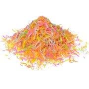 Vermicelles en azyme à parsemer (multicolore)