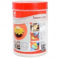 Préparation Sweet Lace pour déco façon dentelle