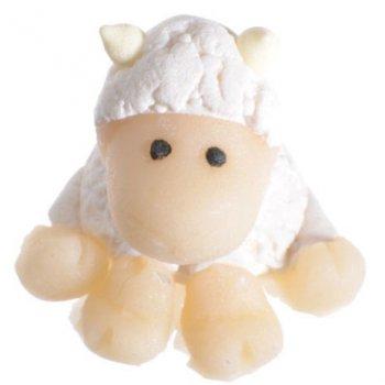 3 Moutons en pâte d amandes
