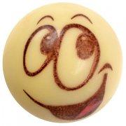 3 Boules de chocolat Smiley