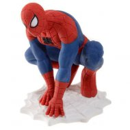 Figurine Déco Spiderman 3D