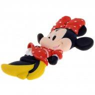 2 Figurines Déco Mickey et Minnie 2D