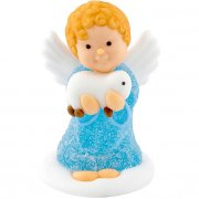 Lot de 2 anges sucre 3D