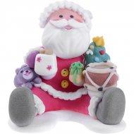 Père Noël et ses cadeaux en sucre
