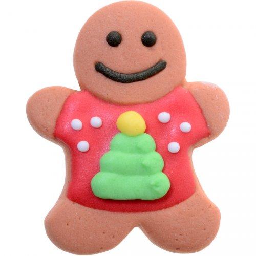 Set de 9 Gingerman en sucre