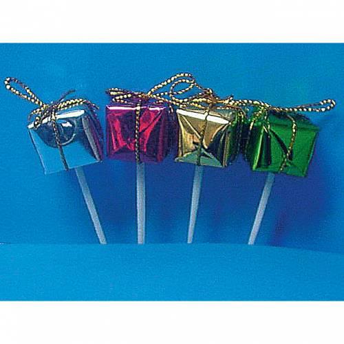 4 Paquets Cadeaux à piquer
