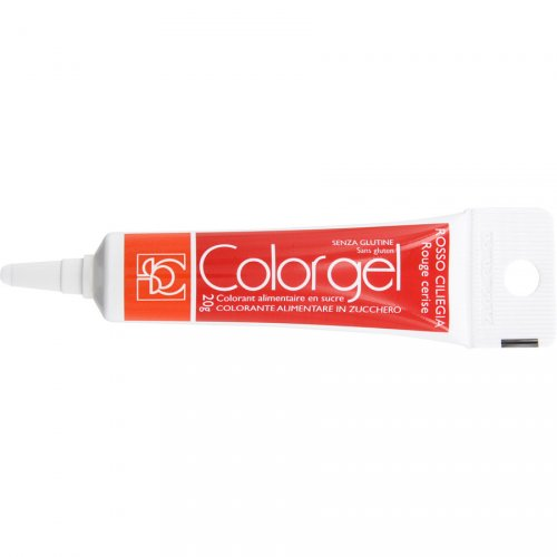 Colorgel alimentaire Rouge Cerise