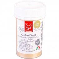 Colorant en poudre alimentaire Or perlé liposoluble