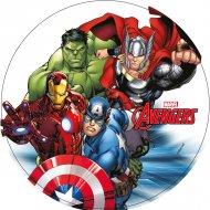 Disque Avengers Rassemblement (20 cm) - Azyme