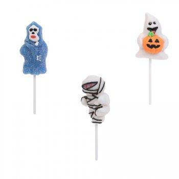 3 Sucettes Marshmallow Halloween Fun