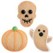 3 Biscuits Décors Halloween