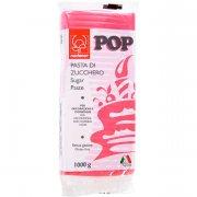 Pâte à sucre Pop 1kg - Rose Fuchsia