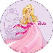 Disque en azyme Barbie Strass