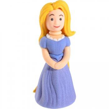 Figurine Raiponce en Sucre