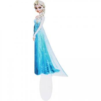 Grand Décor Reine des Neiges Elsa (10 cm)