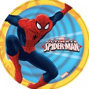 Petit Disque Azyme Spiderman