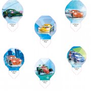 12 Pastilles Azyme Cars ice