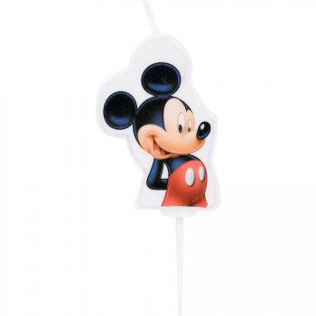 Petite Bougie à piquer Mickey