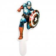 Grand Décor Captain América (10 cm)