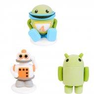 3 Robots en Sucre
