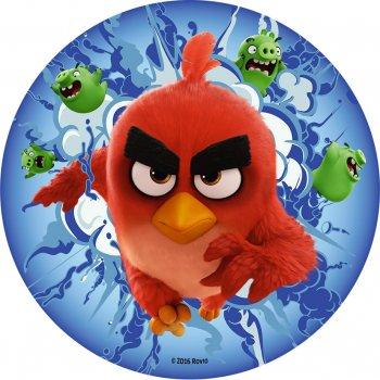 Disque Azyme Angry Birds