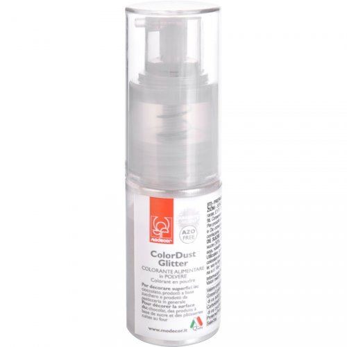 Colorant Poudre Argent en Spray (10 g)