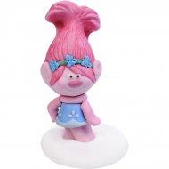 Figurine 3D Trolls Poppy (6 cm) - Sucre