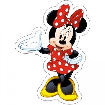Grande Silhouette Minnie (25 cm) - Azyme