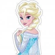 Silhouette Elsa Reine des Neiges (25 cm) - Azyme