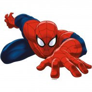 Silhouette Spiderman (23 cm) - Azyme