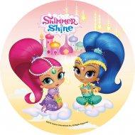 Disque Shimmer et Shine (21 cm) - Azyme