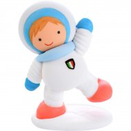 Figurine 3D Cosmonaute (6 cm) - Sucre