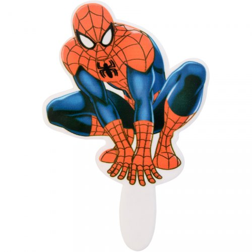 1 Grand Décor Spiderman (11 cm)