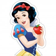 Silhouette Princesse Disney Blanche Neige (24,3 cm) - Azyme