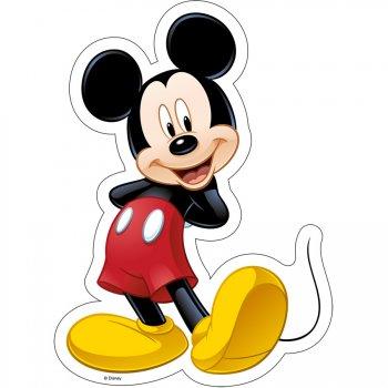 Silhouette Mickey (25,7 cm) - Azyme