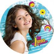1 Disque Soy Luna (21 cm) - Azyme