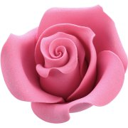 1 Rose Rose 3D (4 cm)