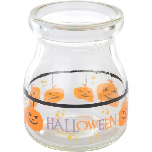 1 Pot Monoportion Halloween (7 cm) - Verre