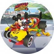 1 Disque Mickey Pluto Roadster (21 cm) - Azyme