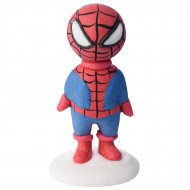 Figurine Spiderman (6,5 cm) - Sucre