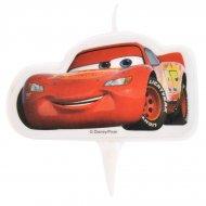 1 Bougie Cars (8 cm)
