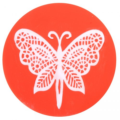 Moule Empreinte Papillon (7,5 cm) - Silicone